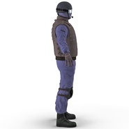 SWAT Uniform. Preview 13