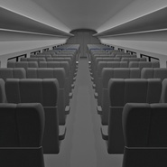 Railroad Amtrak Passenger Car 2. Preview 40
