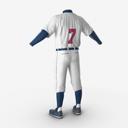Baseball Player Outfit Generic 8. Preview 12