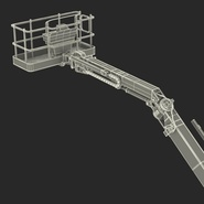 Telescopic Boom Lift Generic 4 Pose 2. Preview 102