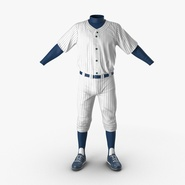 Baseball Player Outfit Generic 8. Preview 5