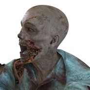 Zombie Rigged for Cinema 4D. Preview 42
