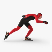 Speed Skater Generic Runs