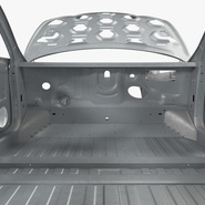 Tesla Model S Frame and Chassis. Preview 23