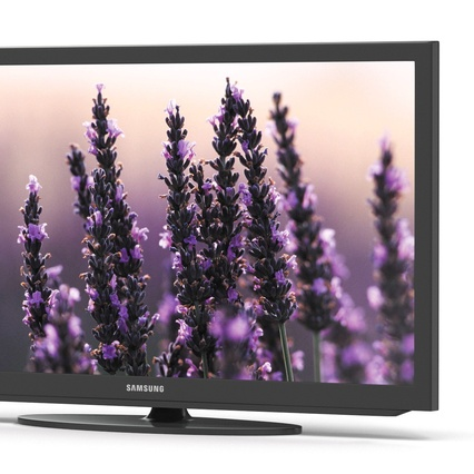Samsung LED H5203 Series Smart TV 32 inch. Render 15