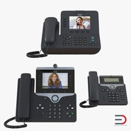 Cisco IP Phones Collection 2. Preview 77