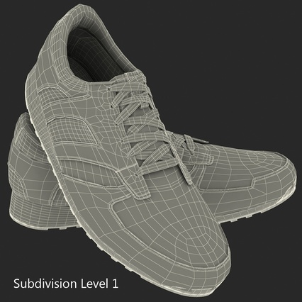 Sneakers Collection 4. Render 110