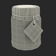 Glass Jar 3. Preview 4