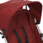 Baby Stroller Red. Preview 30