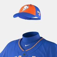 Baseball Player Outfit Mets 2. Preview 28
