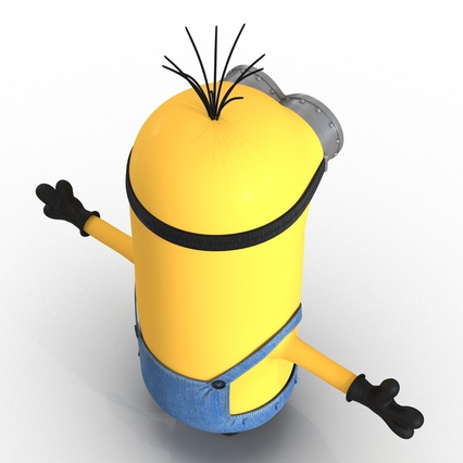 Minions Collection. Render 23