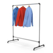 Iron Clothing Rack 5. Preview 6