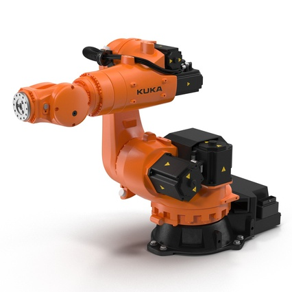 Kuka Robots Collection 5. Render 44