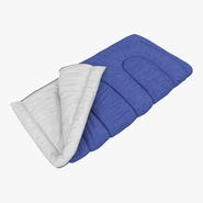 Sleeping Bag Blue