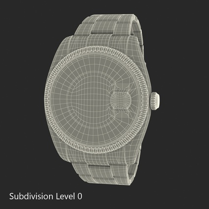 Rolex Watches Collection. Render 41