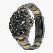 Rolex Submariner Date 2 Black Dial