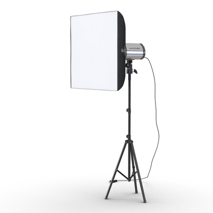 Photo Studio Lamps Collection. Render 51