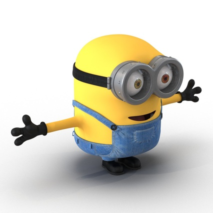 Minions Collection. Render 11