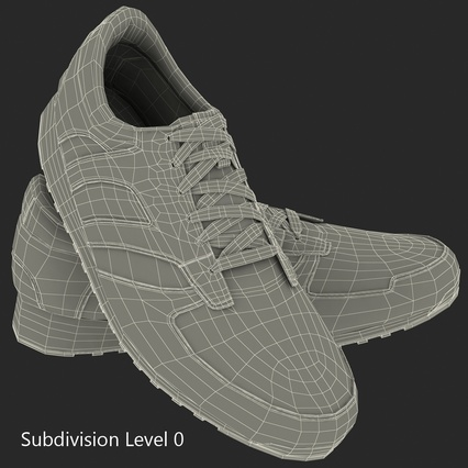 Sneakers Collection 4. Render 109