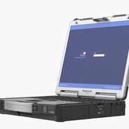 Panasonic Toughbook. Preview 3