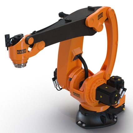 Kuka Robots Collection 5. Render 21