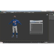 Baseball Player Outfit Mets 2. Preview 43