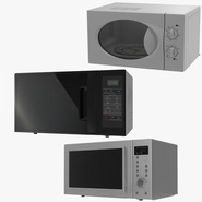 Microwave Ovens Generic Collection 2