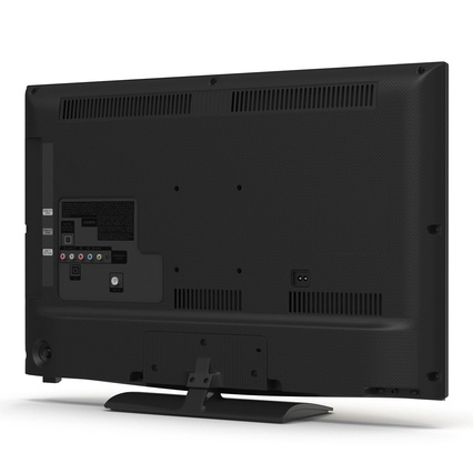 Generic TV Collection. Render 36