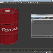 Oil Drum Total. Preview 16