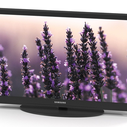 Samsung LED H5203 Series Smart TV 32 inch. Render 19