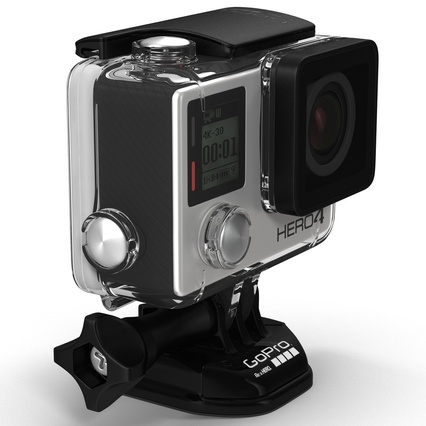 GoPro Collection. Render 58