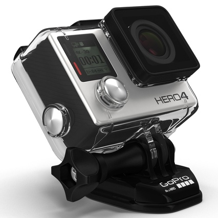 GoPro Collection. Render 66