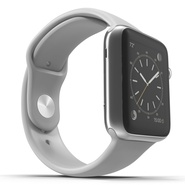 Apple Watch Sport Band White Fluoroelastomer 2. Preview 17