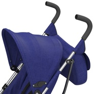 Baby Stroller Blue. Preview 31