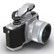 Olympus OM-D-E-M10 Silver. Preview 19