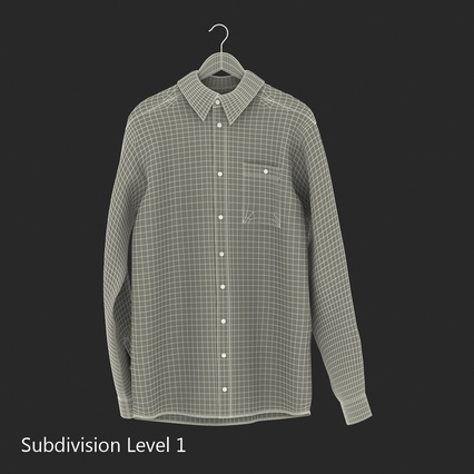 Shirts Collection. Render 36