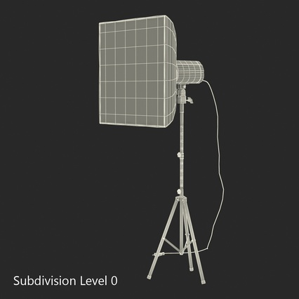 Photo Studio Lamps Collection. Render 67