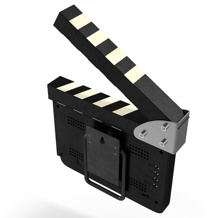 Digital Clapboard 2. Render 16