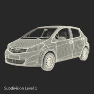 Generic Hatchback. Preview 43