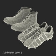 Football Boots Collection. Preview 48