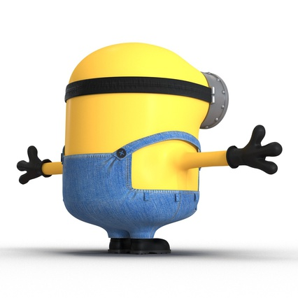 Minions Collection. Render 14