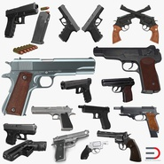Pistols Collection