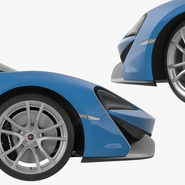Supercar McLaren 570GT 2017. Preview 10
