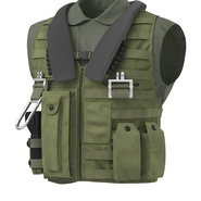 US Military Vest. Preview 13