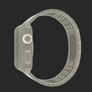 Apple Watch 38mm Link Bracelet Dark Space 2. Preview 39