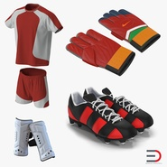 Soccer Gear Collection 2