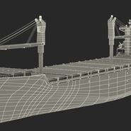 Sea Cargo Ship Generic. Preview 31