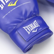 Boxing Gloves Everlast Blue. Preview 20