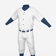 Baseball Player Outfit Generic 8. Preview 15
