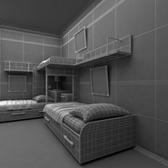 Childrens Bedroom. Preview 35